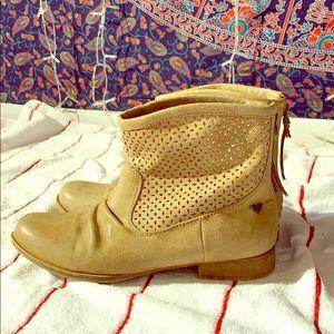 Roxy boho booties